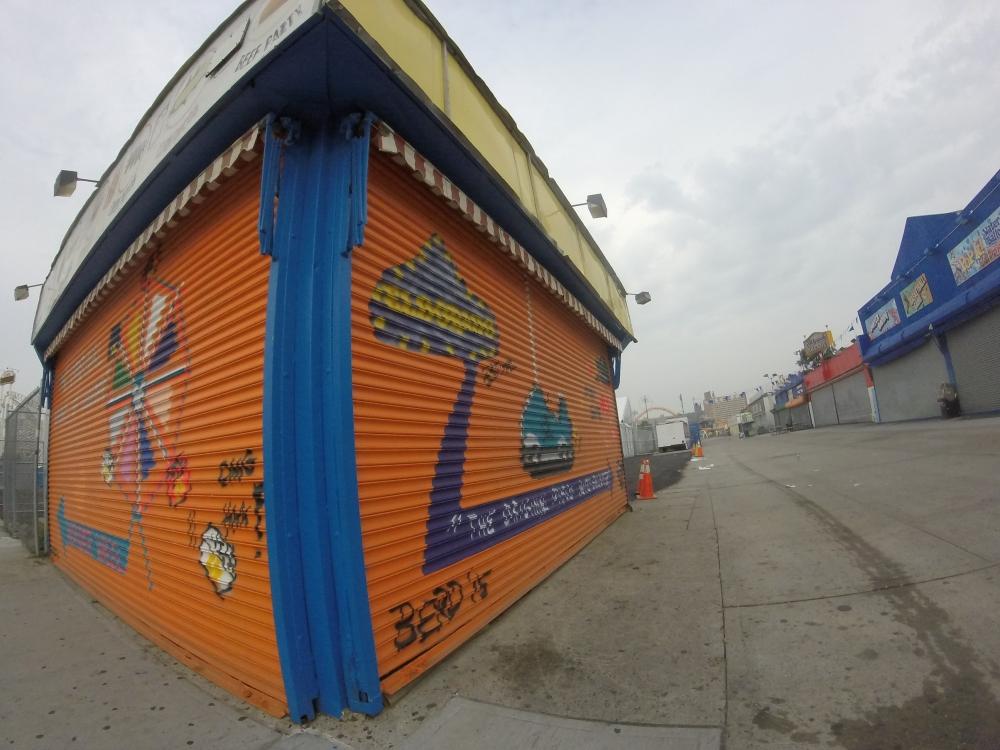 Wonder and Eldorado Mural